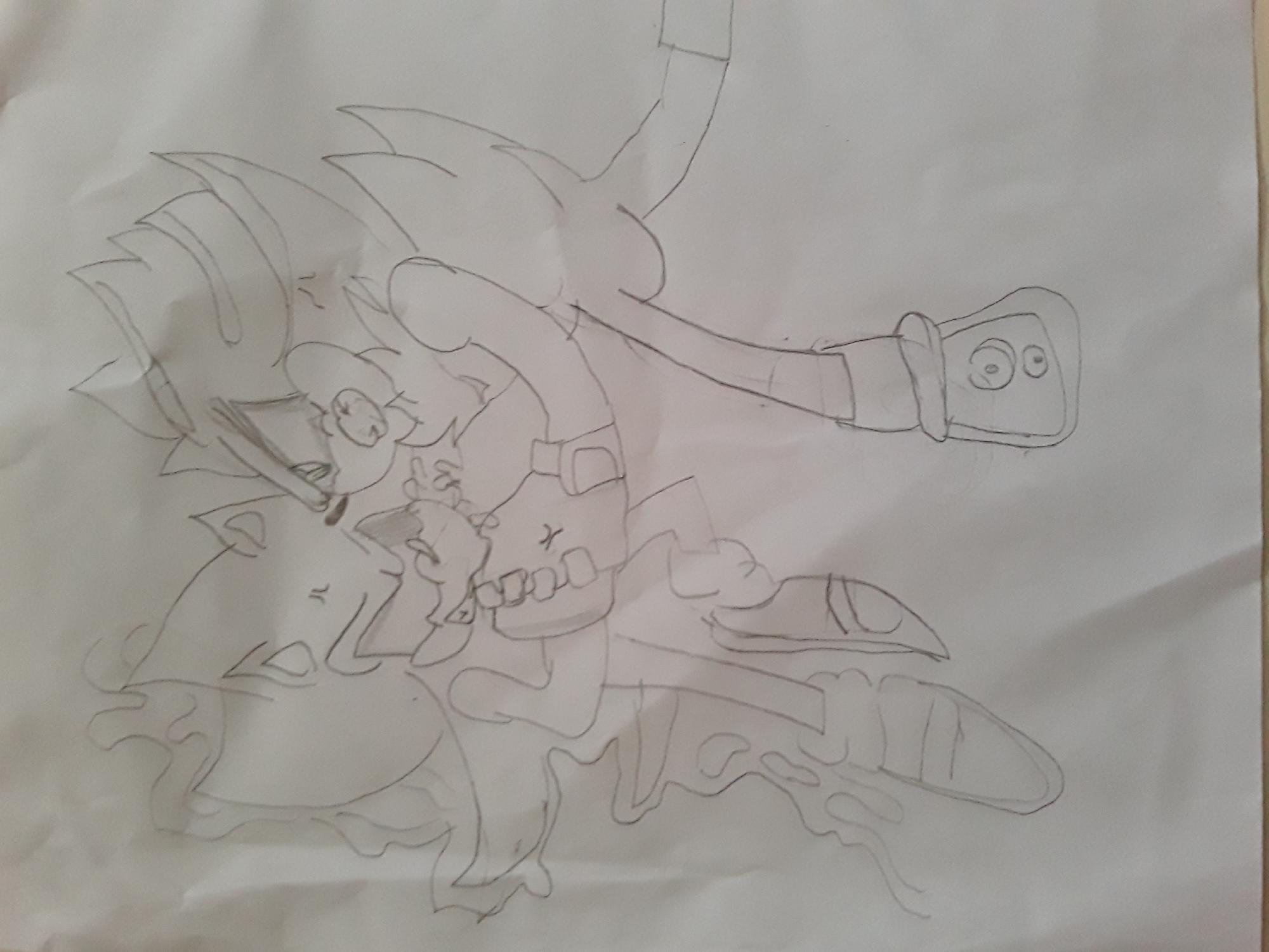 Sonic  vs sonvar