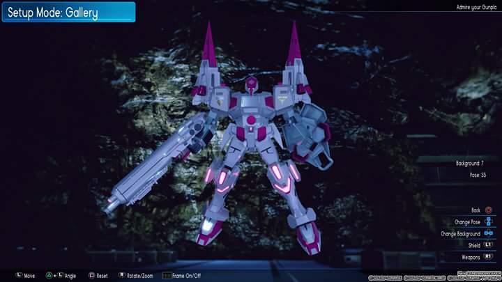 I call it Gundam Horn A