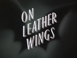 On Leather Wings
