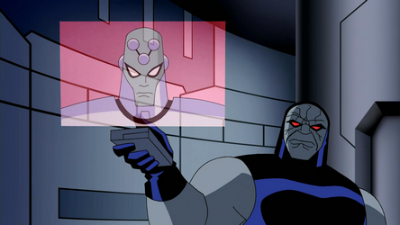 JUSTICE LEAGUE UNLIMITED Comic # 32 Darkseid SOLD OUT