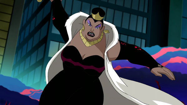 Queen (Ace's Royal Flush Gang)