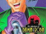 The Adventures of Batman & Robin: The Riddler (VHS)
