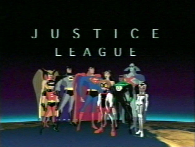 Justice League: The First Mission