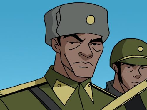 Colonel Kim