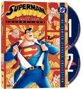 Superman The Animated Series Vol. 1