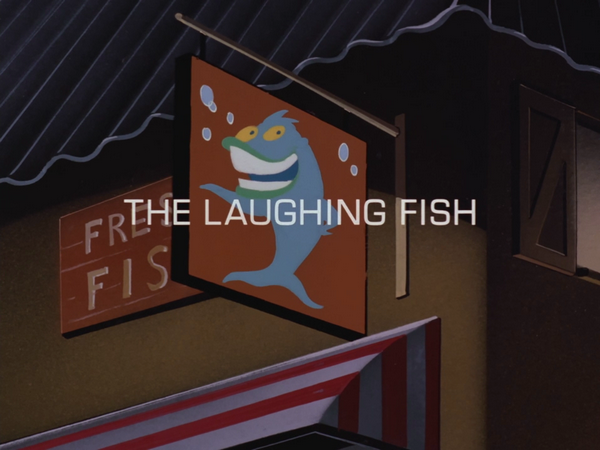The Laughing Fish