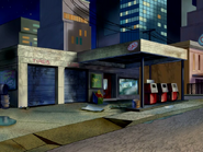 Abandoned Gas Station of Solitude