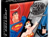 Justice League - The Complete Series (DVD)