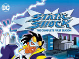 Static Shock: The Complete First Season (DVD)