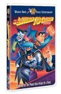 The Batman Superman Movie VHS
