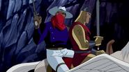 Vigilante and Shining Knight