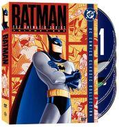 Batman The Animated Series Vol. 1