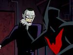 Joker fights the new Batman