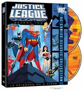 Justice League Unlimited Season Two