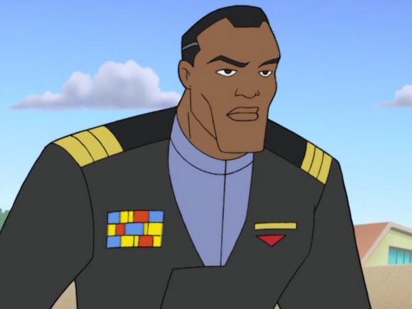 Colonel Lemak
