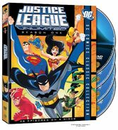 Justice League Unlimited Season One