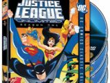 Justice League Unlimited - Season One (DVD)
