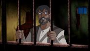 Chronos as a prisoner