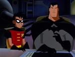 Superman Robin work