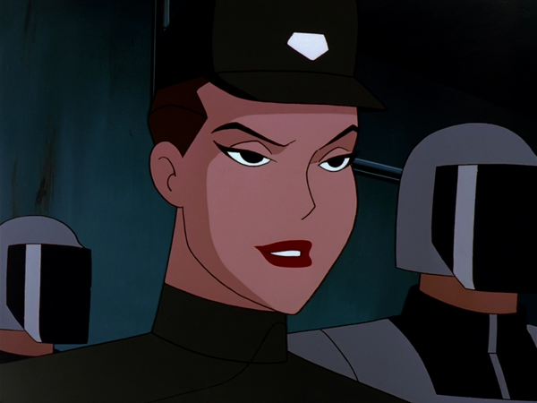 Mercy Graves (Brave New Metropolis)