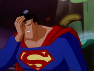 Superman swoons