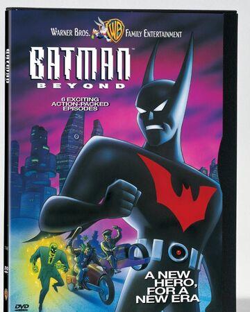 Batman Beyond The Movie Dvd Dc Animated Universe Fandom