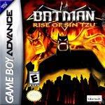 Video game BRoST GBA