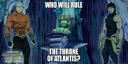Justice League Throne of Atlantis promotional 04