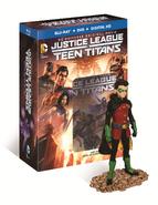 Justice League vs. Teen Titans - Deluxe Edition