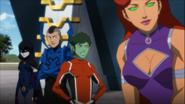 Teen Titans Original Formation