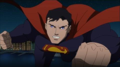 """Justice League vs. Teen Titans clip """"JL vs"""