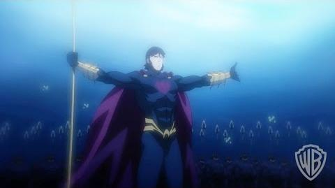 """Justice League Throne of Atlantis - """"This is War"""""""