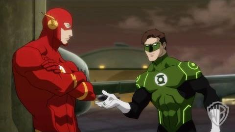 """Justice League Throne of Atlantis - """"I'll Bet You Like Cuban Food"""" (Exclusive)"""