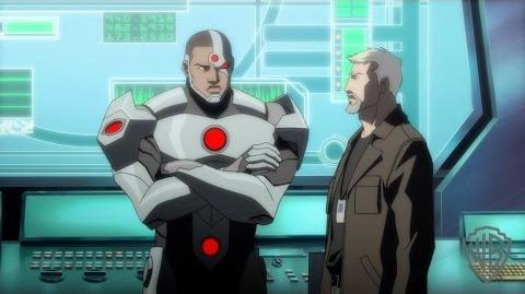 """Justice League Throne of Atlantis - """"No Justice League"""""""