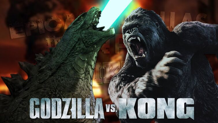 Godzilla vs Kong. Épicas Batallas de Rap del Frikismo | Keyblade [Prod. Vau Boy]