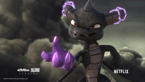 Skylanders Academy Staffel 3 serscheint am 28. September - Neues Bild von Dark Spyro