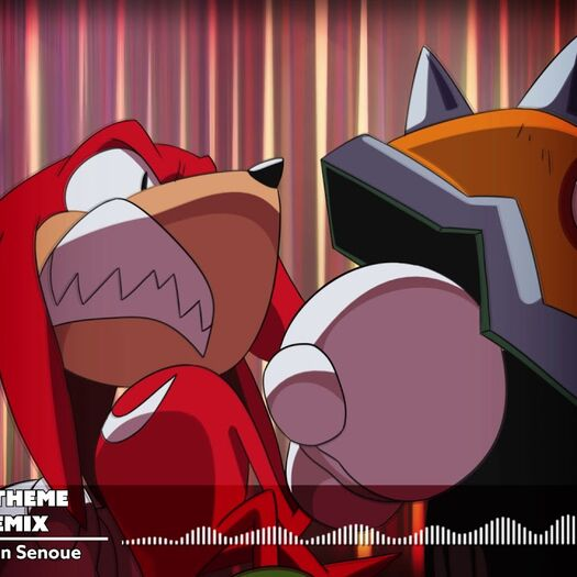 """Theme of Knuckles"" - Sonic Mania Adventures Special Remix"