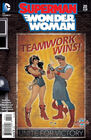 Superman Wonder Woman Vol 1 20 Variant