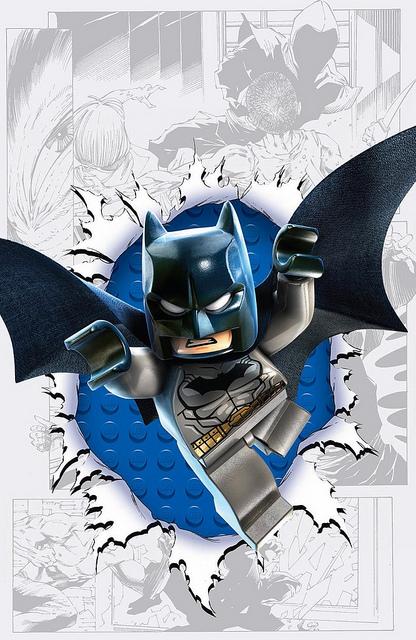 Bruce Wayne (Batman Lego)