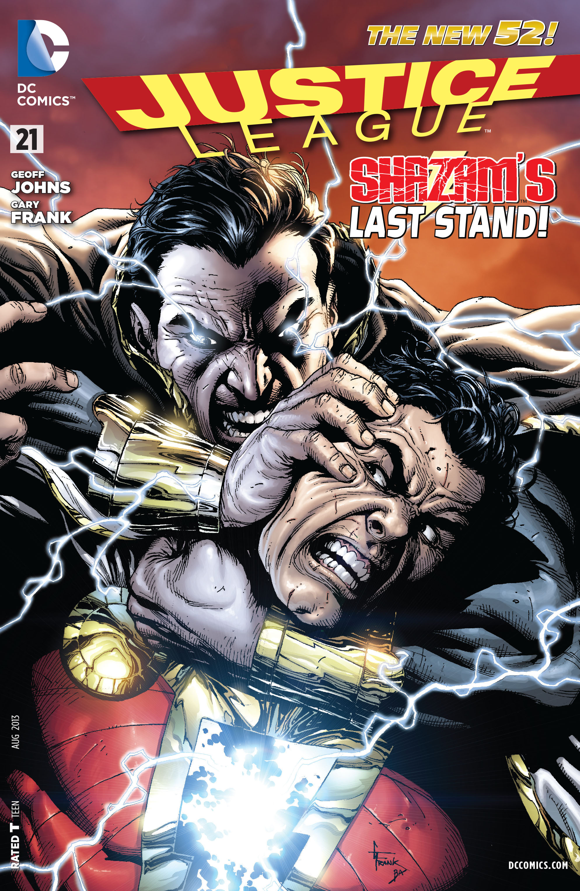 Liga da Justiça Vol 2 21