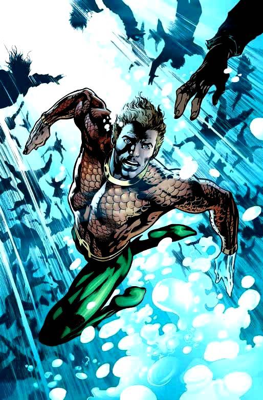 Aquaman: Maré Americana