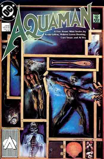 Aquaman: Maré de Batalha