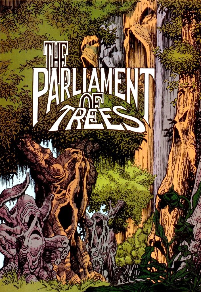 Parlamento das Árvores