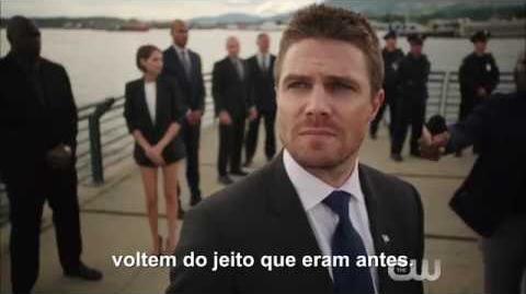Arrow Trailer estendido da 5ª temporada