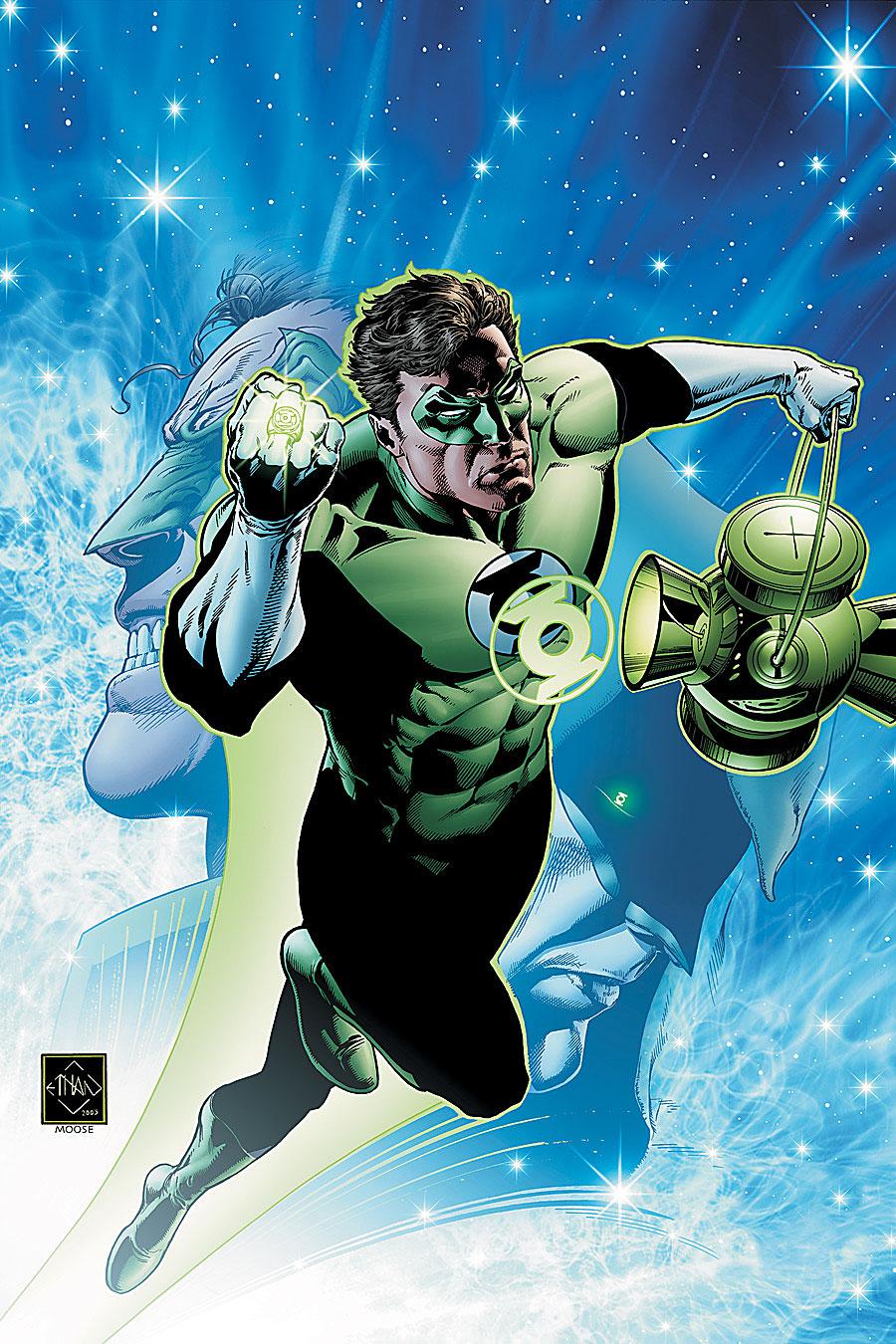 Hal Jordan (Nova Terra)