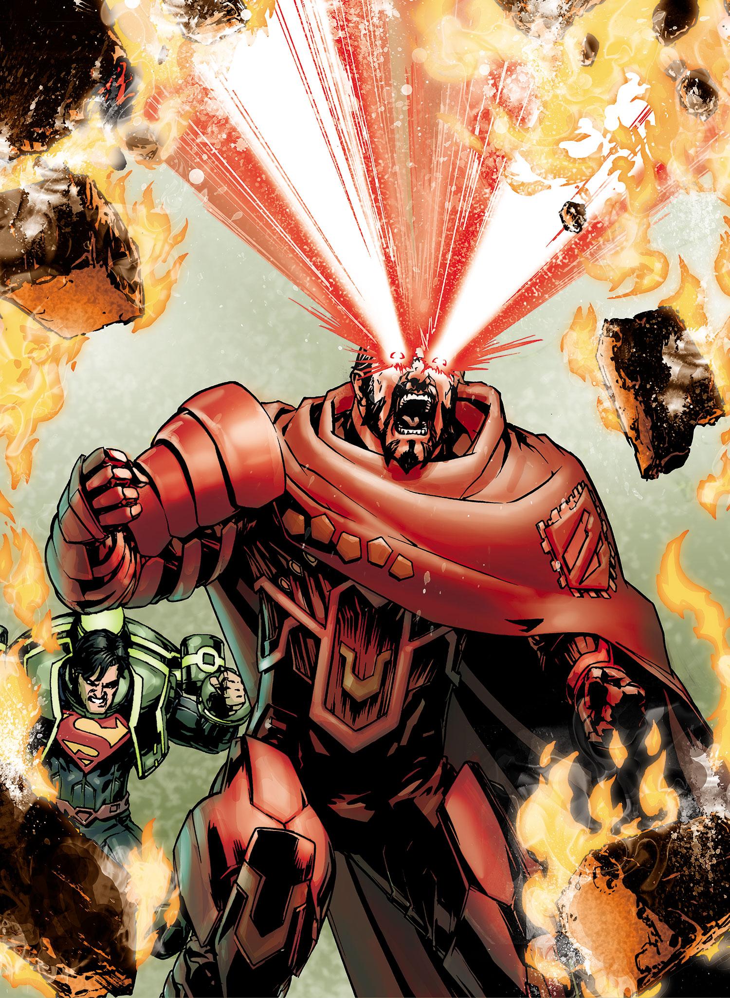 Dru-Zod (Terra Primal)
