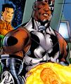 Cyborg Earth-15 001