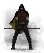 Tim Drake Arkhamverse 001