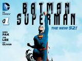 Batman/Superman Vol 1