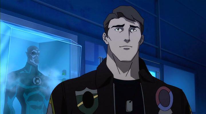 Hal Jordan (Ponto de Ignição)
